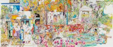 , Tarlan Tabar, Grandma's House, 2021, 45071