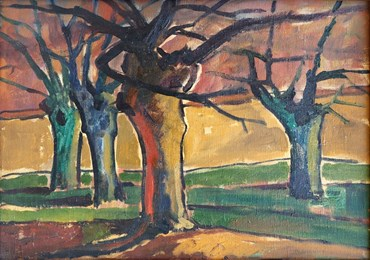 , Sirak Melkonian, Untitled, 1950, 47171