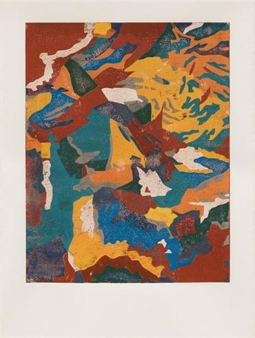 , Kour Pour, Japanese Landscape 2, 2018, 17938