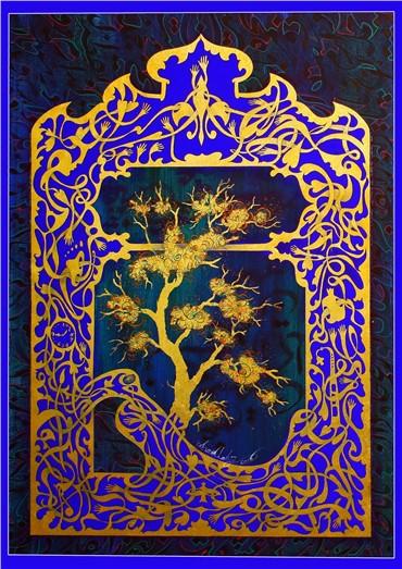, Arash Lahiji, Friendship Tree, 2016, 12695