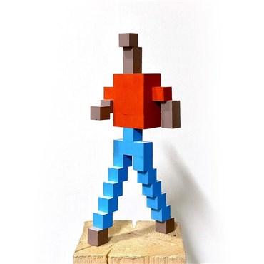 Sculpture, Sepand Danesh, The Walker, , 30478