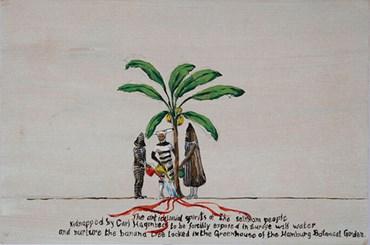 , Daniela Ortiz, The rebellion of the roots, 2021, 49831