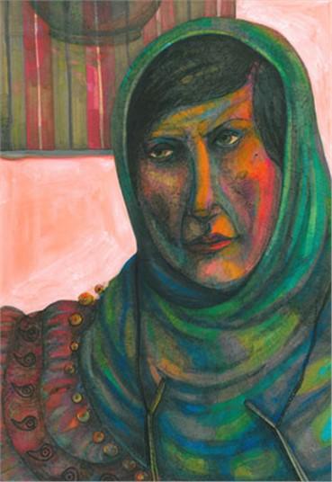 , Niloofar Kasbi, Untitled, 2011, 13787