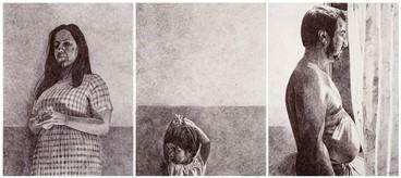 Works on paper, Ahmad Morshedloo, Untitled, 2014, 8686