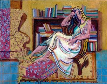 , Mehdi Ahmadi, Untitled, 2017, 12384