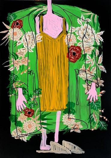 , Katharina Arndt, My Beloved Bathrobe, 2021, 49741