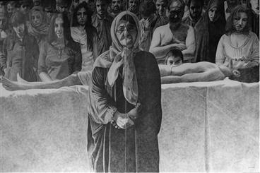 Drawing, Ahmad Morshedloo, Untitled, 2015, 28118