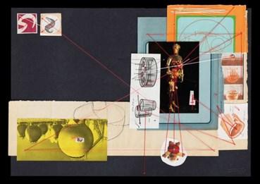 Farsad Labbauf, Eclipse Cloth Note, 2000, 9862