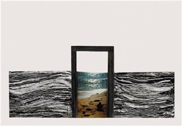 , Behjat Sadr, Untitled, 1989, 38329