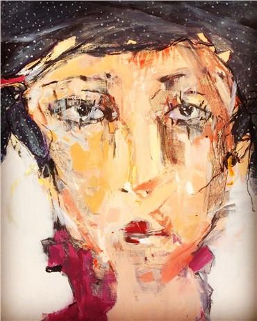 , Elham Fatemi, Untitled, 2016, 3429