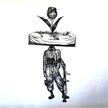 , Ghasem Lotfi, Untitled, , 36538