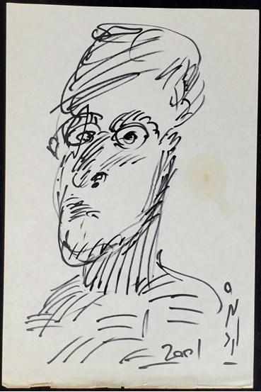, Ardeshir Mohassess, Untitled, 2001, 50402