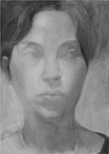 , Masoumeh Mozaffari, Untitled, 2020, 26954