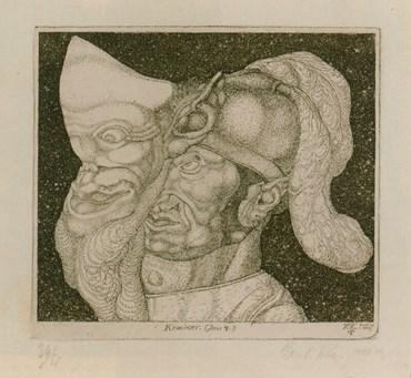 , Paul Klee, Komiker, 1904, 50615