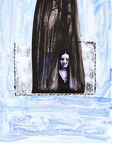 , Sepideh Salehi, Self Portrait, 2008, 28720