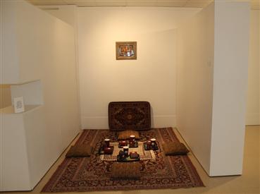 , Setareh Ghoreishi, Cultural conversations from Iran to America, 2015, 39762