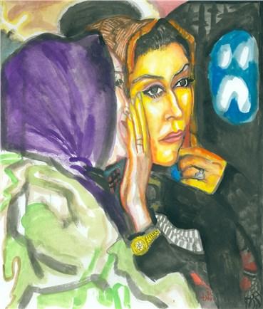 , Sadra Baniasadi, Sister Talk (Harfaye Khaharane), 2019, 22637