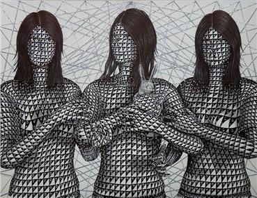 , Ali Malek, Untitled, 2015, 2287