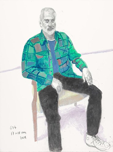 , David Hockney, Sully Bonnelly, 2019, 49852