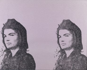 Andy Warhol, Jacqueline Kennedy, 1966, 0