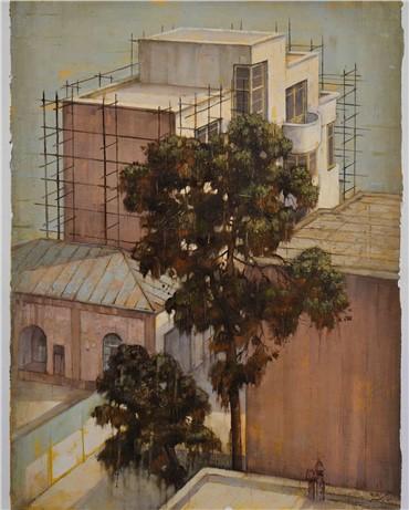 Painting, Taher Pourheidari, Untitled, 2017, 18068