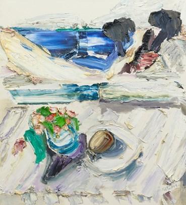 , Manoucher Yektai, Untitled, 1989, 42449