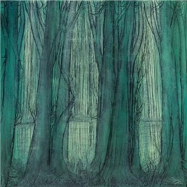 , Manouchehr Niazi, Untitled, 2017, 35949