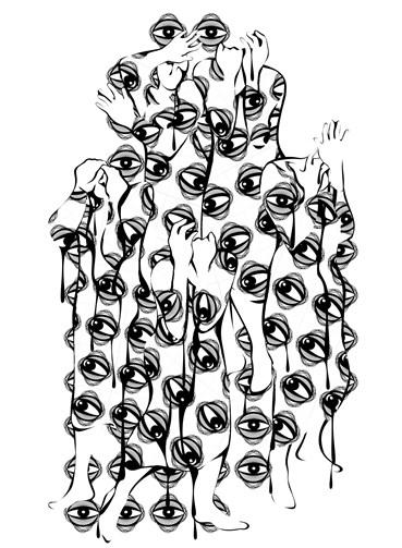 , Parastou Forouhar, Untitled, 2021, 47362