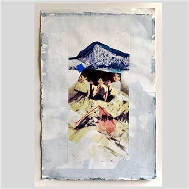 Mixed media, Nazanin Noroozi, Untitled, 2020, 27594