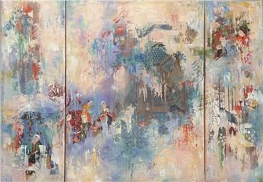 , Nurieh Mozaffari, Autant En Emporte la Memoire, 2015, 16442