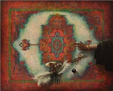 , Siamak Azmi, Untitled, 2015, 14468