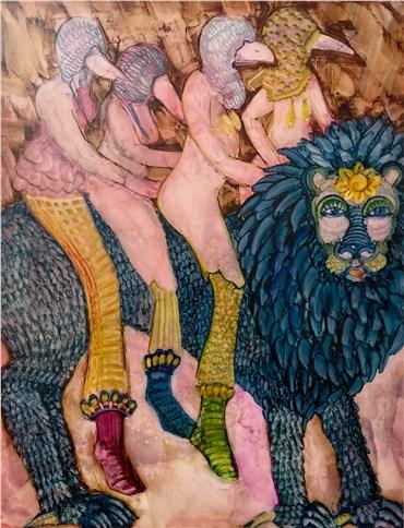 , Bahar Sabzevari, Untitled, 2021, 40055
