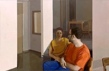 , Masoumeh Mozaffari, Untitled, 2021, 51126