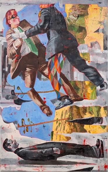 Nikzad Nodjoumi, Untitled, 0, 0