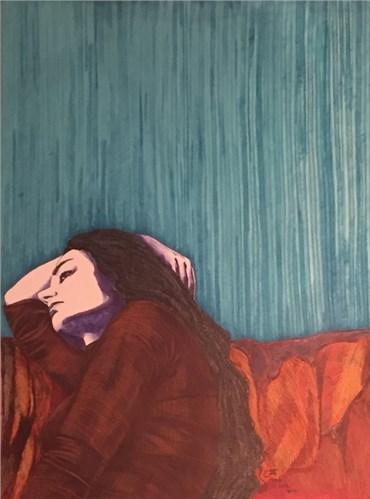 , Simin Keramati, The Loner, 2017, 25273