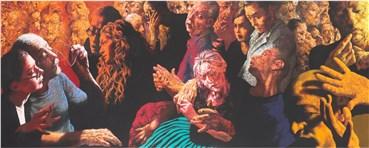 , Mehrdad Mohebali, Meet the abstraction, 2020, 33880