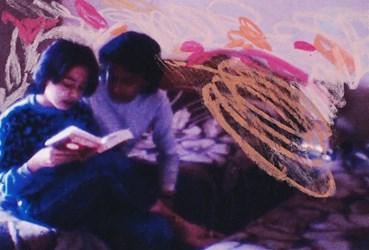 Nazanin Noroozi, Still Frame, Reading Book No. 87, 2021, 0