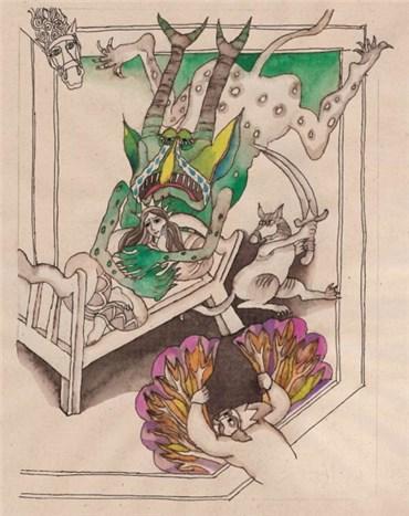 , Noureddin Zarrinkelk, Untitled, , 24665