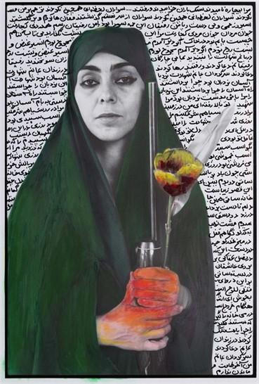 , Shirin Neshat, Seeking Martyrdom, 1995, 19226