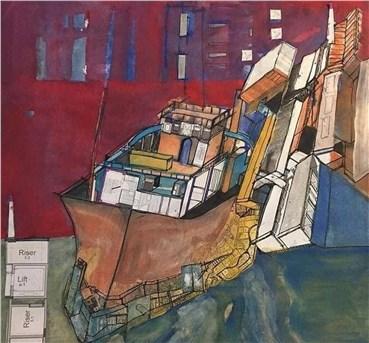 , Ali Ghaemi, Untitled, 2020, 36353