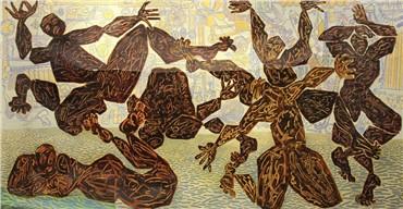 , Hadi Hazavei, Untitled, 1961, 10754