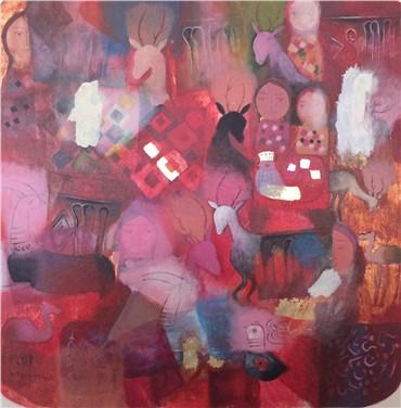 , Ali Taraghijah, Untitled, 2017, 12357
