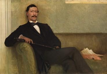 , Edward Henry Handley-Read, The Gentleman Flutist , 1896, 49432