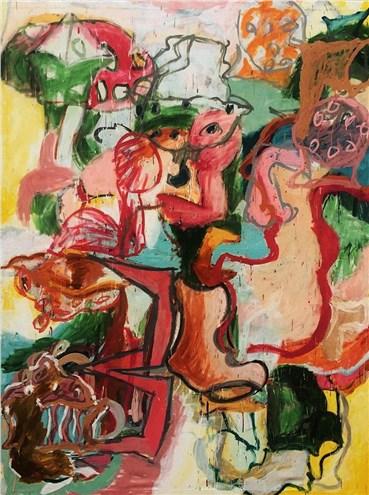 , Maryam Eivazi, Untitled, 2017, 20537