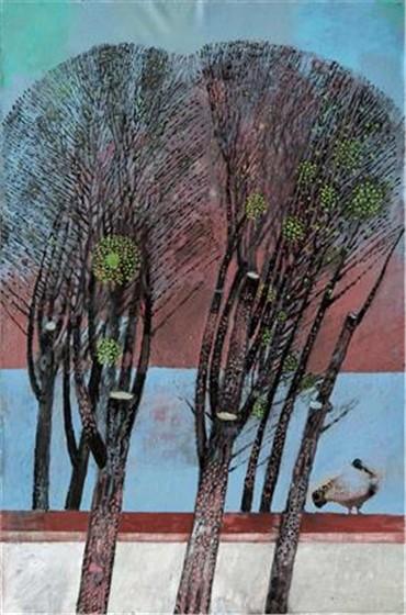 , Abolghasem Saidi, Untitled, 2009, 14173