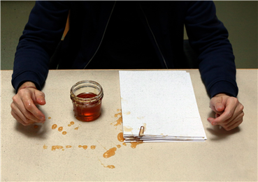 , Parsa KameKhosh, Two Kilos of Honey for Four Euros and Ninety Cents, 2019, 36592