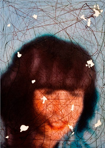 Painting, Mojtaba Tabatabaei, Untitled 18, 2020, 35736