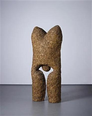 Sculpture, Shirazeh Houshiary, Invitation to Voyage, 1983, 17991