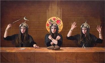 , Hamed Sadr Arhami, Untitled, 2014, 13752