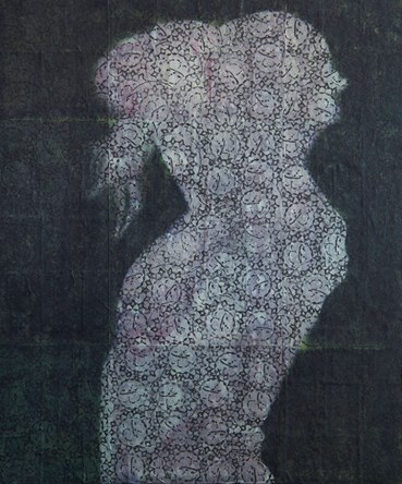 , Sepideh Salehi, Mohr Portrait 2, 2017, 28273